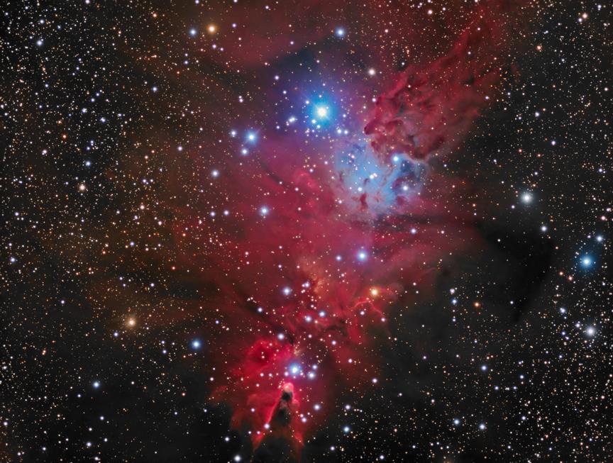 cone nebula hubbell telescope - photo #18